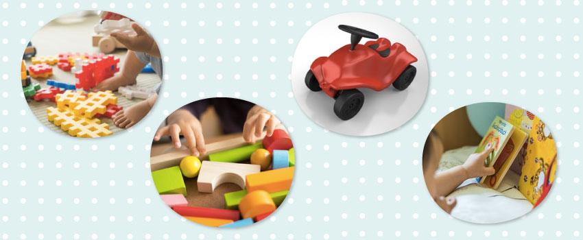 【男女共通】おすすめのおもちゃの種類