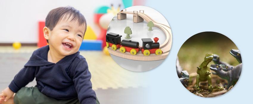 【男の子】幼児向けの人気おもちゃ