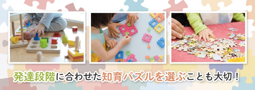 【年齢別】子どもにおすすめの知育パズルの種類